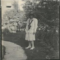 1924 Press Photo Jane Ryland