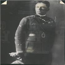 1935 Press Photo General Rodolfo Graziani Italian Army