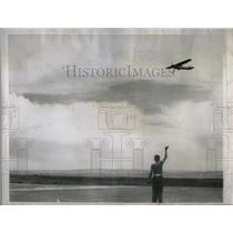 Press Photo Rawlines plane buzzes Divide Weekly Aerial - RRX05975