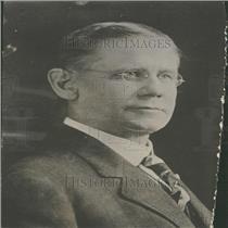 Press Photo W.S. Carter/Railroads/Locomotive Organiz.