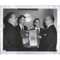 Press Photo Everett McNear Award Winner at Artists Guild of Chicago Dinner