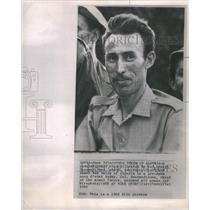 1965 Press Photo Colonel Houari Bouemedienne Overthrew President Bella Algeria