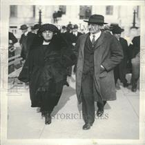 1926 Press Photo Frances Hall Held On Murder Charge