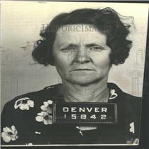 1933 Press Photo Mrs. Alice Larkin Confessed Holdups