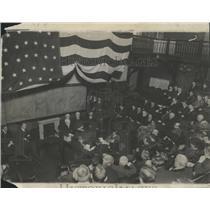 1937 Press Photo New York Medical School