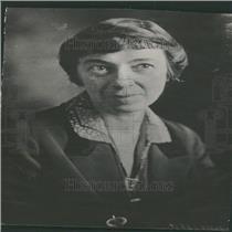1926 Press Photo Mrs. Platt Hawtor