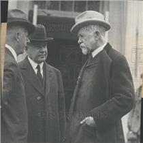 1924 Press Photo David W Mulvane Chairman Cleveland