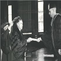 1934 Press Photo Harold Willis Dodds Princeton College