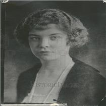 1920 Press Photo Mrs. Ernico Hieari