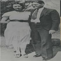 1932 Press Photo Joseph Hayes Killed Girlfriend Marry