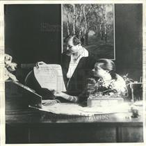 1928 Press Photo Koehl Law Mother Wife Breman