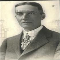 1926 Press Photo Charles H. Leckenby