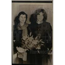 1974 Press Photo J. Paul Getty III & Matine Zacher - RRX58193