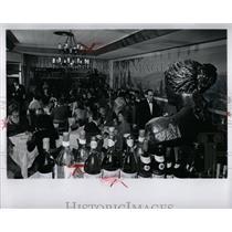 1967 Press Photo Detroit Restaurants