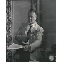 1949 Press Photo Elliot Nugent (Actor, playwright, stage and screen director)