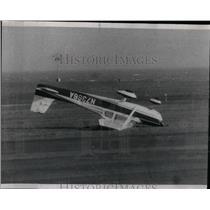 1968 Press Photo Winds Strom Damage Chicago - RRX07421