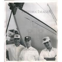 1960 Press Photo Grandpa James Chicago City Morrison Family Member - RSC82605