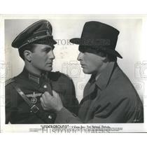 1941 Press Photo Underground Warner Bros - RSC67419