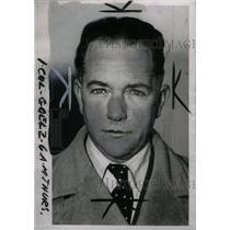 1949 Press Photo Clyde Pangborn Hugh Herndon Jr Pacific - RRX44767