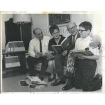 1965 Press Photo Bob Cleveland Cappy Dick Creator - RSC67709