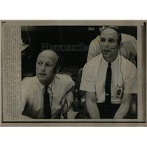 1969 Press Photo Pilot Module Astronaut Pete Conrad Bea - RRX53969