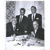 press photo William Margolis president of the Orphans Automobile Day Association