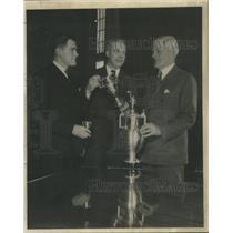 1936 Press Photo 4-H Club plans - RSC84603