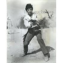 "1968 Press Photo Julian Mateos ""Return of the Seven"" - RSC79721"