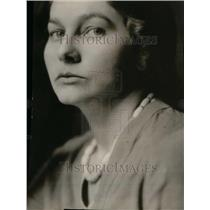 "1928 Press Photo Genevieve Taggard, author ""Traveling S"