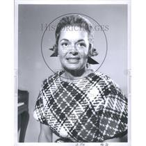 1968 Press Photo Mrs Charles CHilton Public Relation