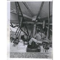 1959 Press Photo C.W. Tolbert systems development speci