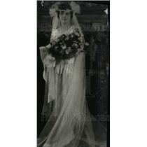 1926 Press Photo Mrs.Armin P.Thebus Dorothy Andrews