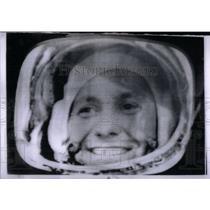 1962 Press Photo Col. Pavel Popovich Orbit Earth - RRX54997