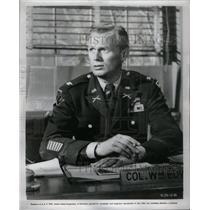 1957 Press Photo Richard Widmark - RRX57927