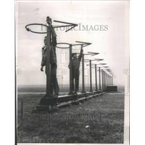 1967 Press Photo ITI Federal Laboratories Airplanes - RRU80505