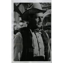 1963 Press Photo Joel McCrea - RRW99547