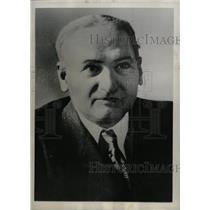 1934 Press Photo Gov William Langer North Dakota Fargo - RRW79015