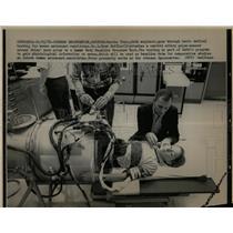 1976 Press Photo Marsha Ivins NASA Engineer Astronaut - RRX66941