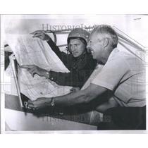 1959 Press Photo Mosquito Abatement William J.Buchanan - RRU83795