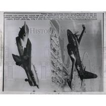 1954 Press Photo Russian-type MIG-15 Jets - RRW56939