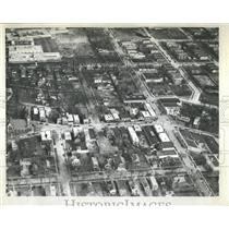 1952 Press Photo An Aerial View Of Skokie, Illinois