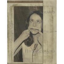 1970 Press Photo Miss Laura Boyette Mississippi - RRW43481