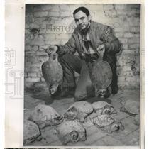 1940 Press Photo Kenneth Clifford - RRW34231