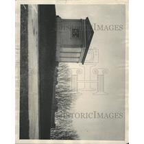1925 Press Photo Arlington Mausoleum Admiral Dewey - RRX93095