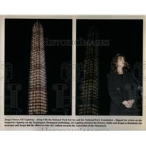 Press Photo Washington Monument - RRX21665