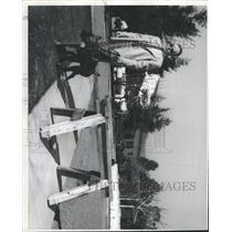 1962 Press Photo Russell Richards Amigo San Rafael - RRX92851
