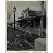 1968 Press Photo Sutter Street Old Folsom California - RRX65141