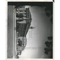 1949 Press Photo Denver City and County Building - RRX95065