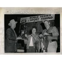 1963 Press Photo WORLD SERIES OF SPORT FISHING - RRW90101