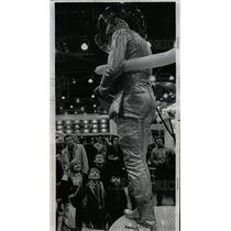 1970 Press Photo Camaro little Allen Kurecki Shouted - RRW75361